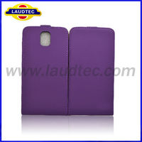 Luxury pu leather Case for Samsung Galaxy note 3 n9000 note III with stand Skin Back Cover Wholesale