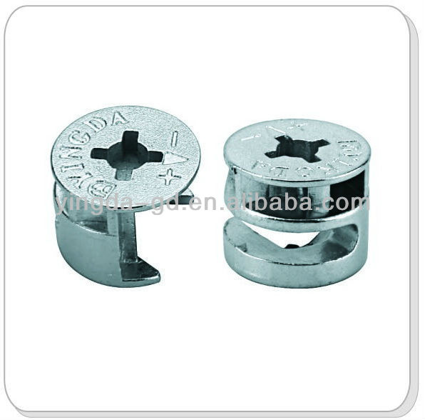 Steel furniture tower screw bolts/connecting fastener factory