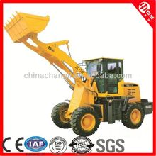 ZL20 case loader backhoe
