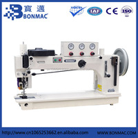 366-76-12 Zigzag Long Arm Heavy Duty Sewing Machine For Over-length and Extremely Thick Materials