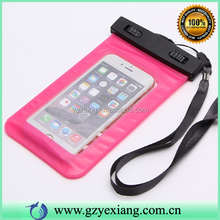 High Quality PVC Bag Back Cover Waterproof Phone Case For LG V10