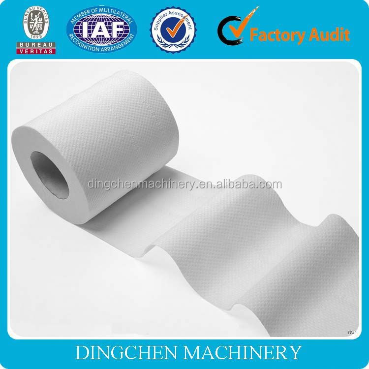hot!1880mm toilet tissue paper machine with high performance