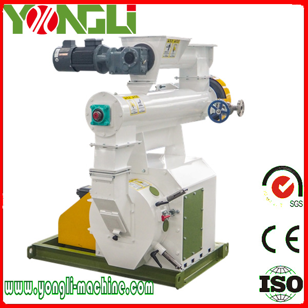 Easy processing Hot sale German technology Grass pellet mill machine