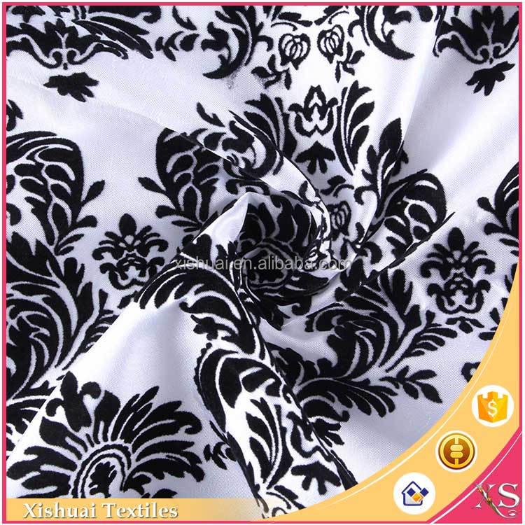 Most people love Creative style Modern Soft woven textured polyester fabric