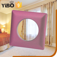 YiBo 42mm ABS plastic fancy window curtain