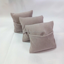 suede pillow pouches for jewelry