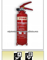 High-quality Best-price 1ltr AFFF Foam Fire Extinguisher