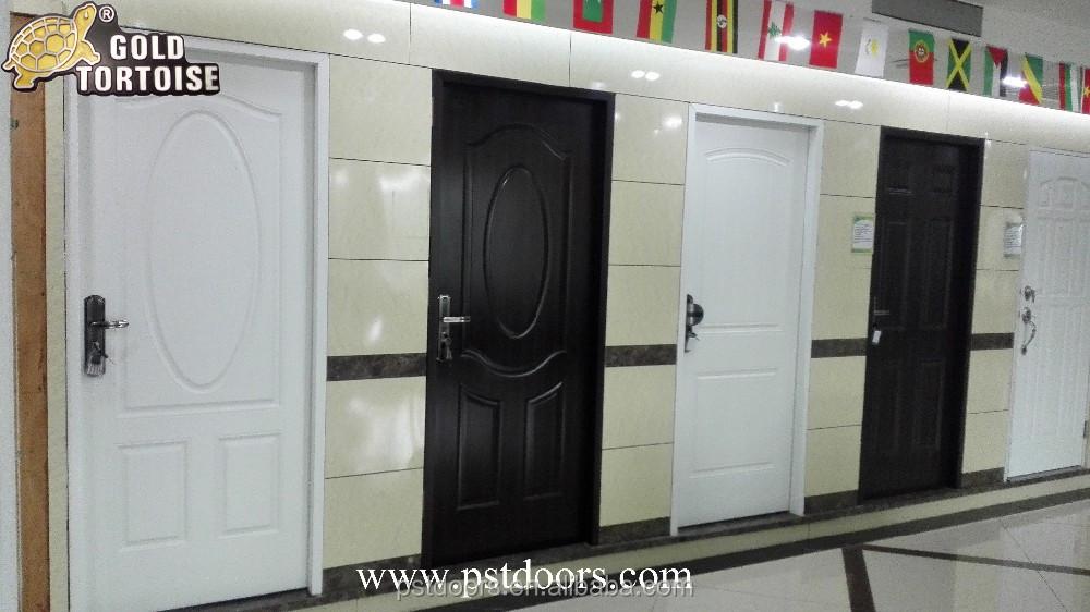 Puerta De Acero De China Precios Puertas De Metal Guangzhou - Buy ...