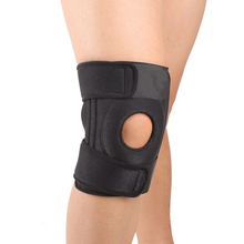 Youdong brand hot sale adjustable sports construction brace knee pad