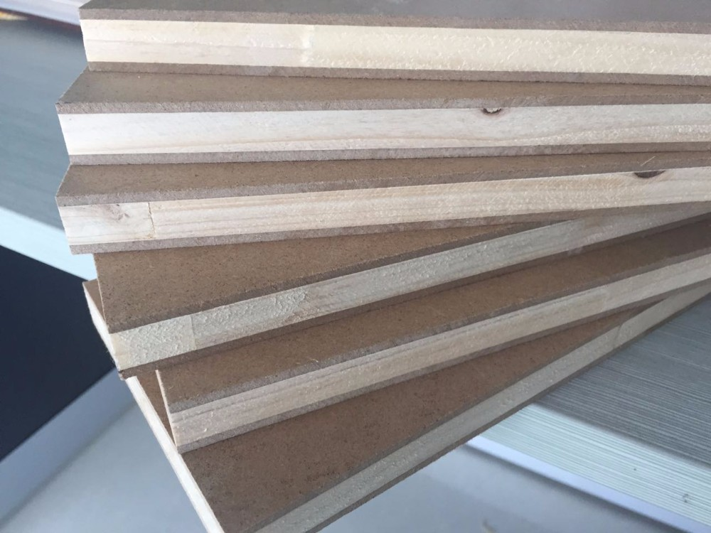 18mm Pine/Poplar Block Board