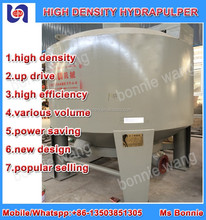 Oversea market popular model Pulp Converting High Consistency paper machine Hydrapulper