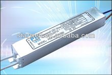 12V 25W IP67 waterproof constant voltage led driver with high power factor 0.95 , TUV,UL,FCC,CE approval