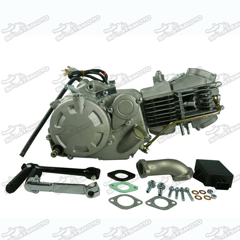 Pit Dirt Bike Parts Zongshen 155cc Oil Cooled Engine