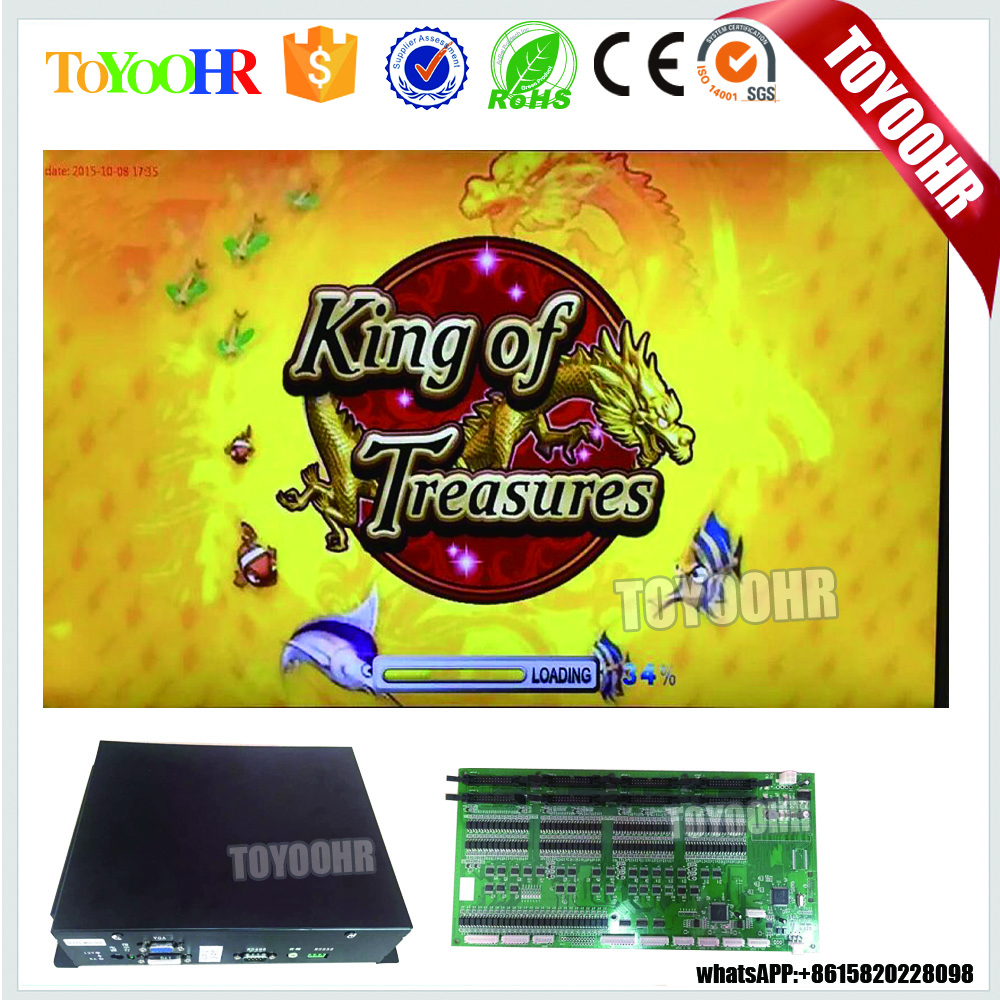 IGS Ocean King of Treasures casino slot fishing game Thunder Dragon video console arcade fishing game mac sale USA