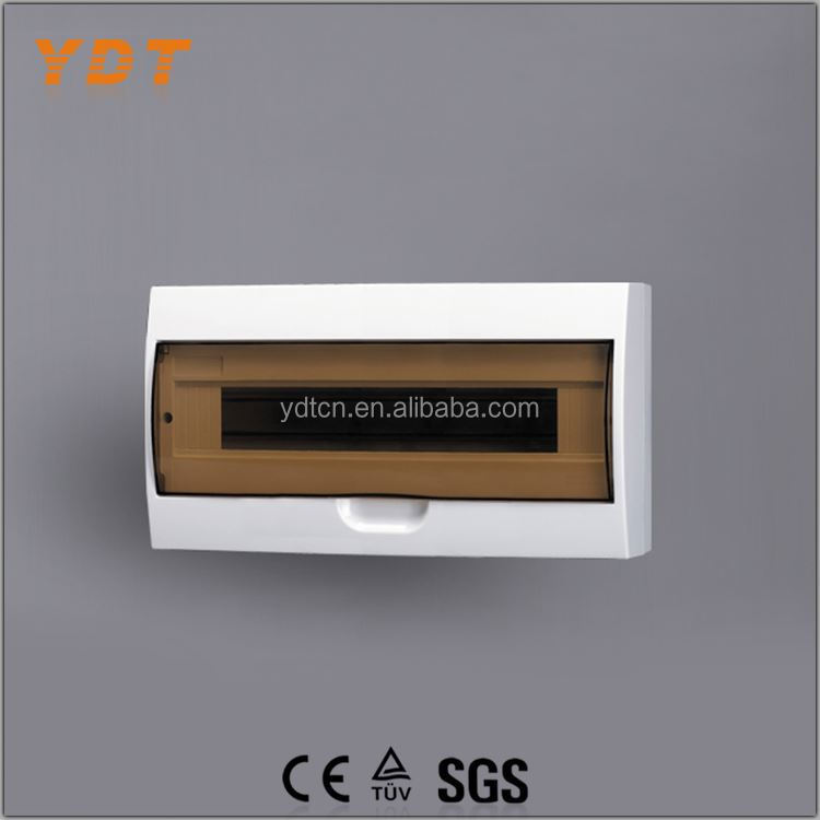 YDT new waterproof electric meter box manufacturer plastic electrical box cover