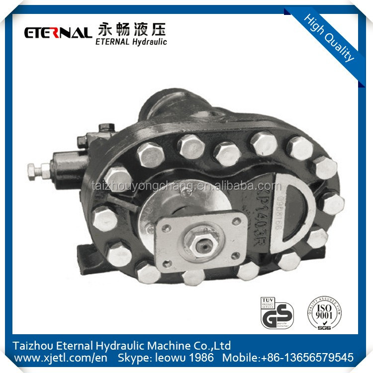 2016 china Good effect KP 1403 series hydraulic pump equipment