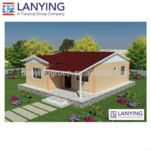 prefabricated steel frame kit home/prefabricated house/field-assembled prefab house in cyprus