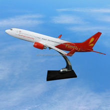 scale model aircraft boeing 737 aeroplane model,ISO9001, OEM,high quality, gifts, decoration, collection