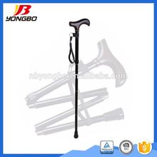 8 Years no complaint GS approved foldable titanium walking cane