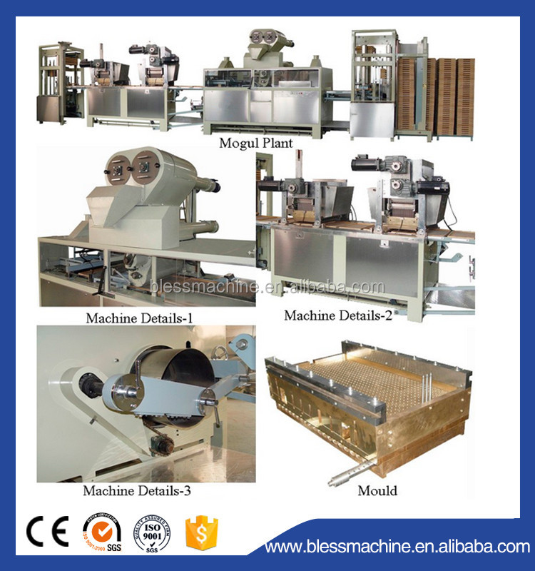 2017 Professional manufacturer jelly candy machine with Alibaba trade assurance