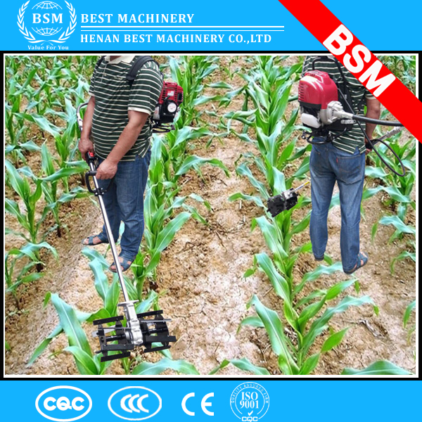 2016 Good quality rotary weeder