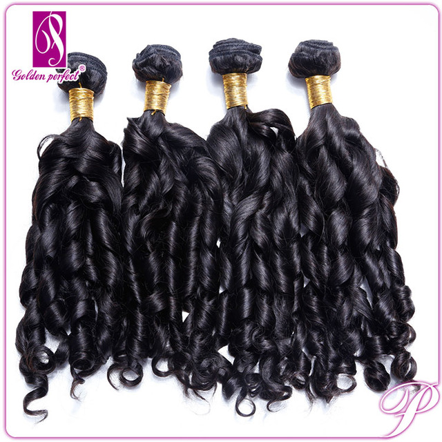 Good Looking Spiral Curl Peruvian Human Hair Weave Atlanta