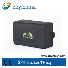 google gps tracking car tracking device tk104 long battery life gps tracker