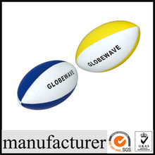 GY-B513 Promotional American Football Neoprene Beach Mini Rugby Ball