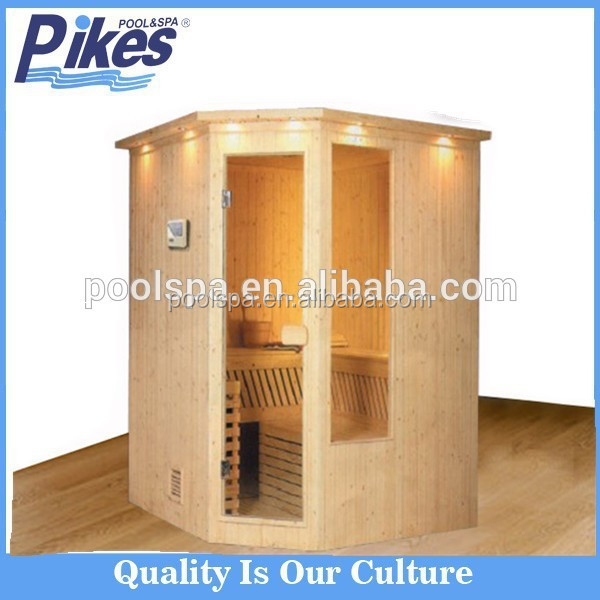 Outdoor sauna steam room sauna equipment