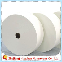 Viscose / Polyester Material Floor Non woven Viscose Cleaning fabric