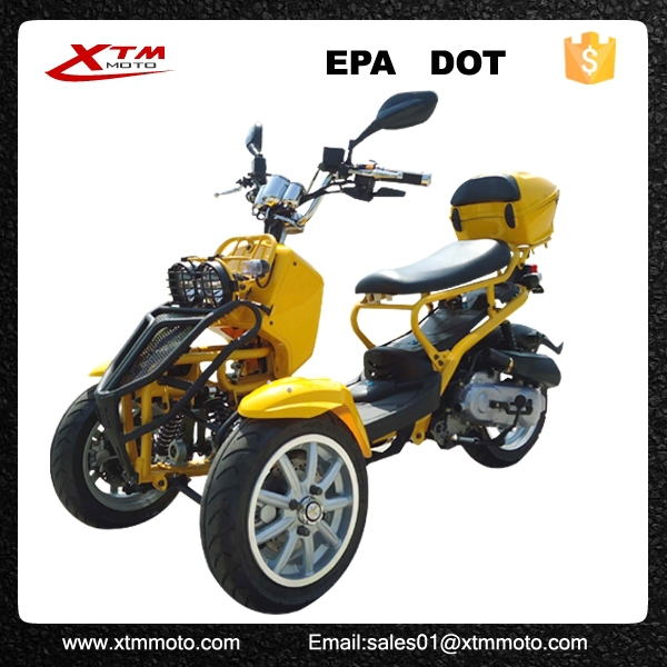 Hot Sale 3 Wheel Trike 50cc Scooter