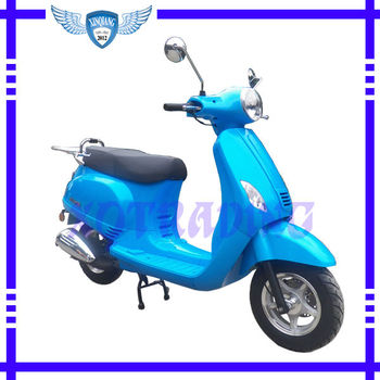 EEC 50CC Scooters Maple-2