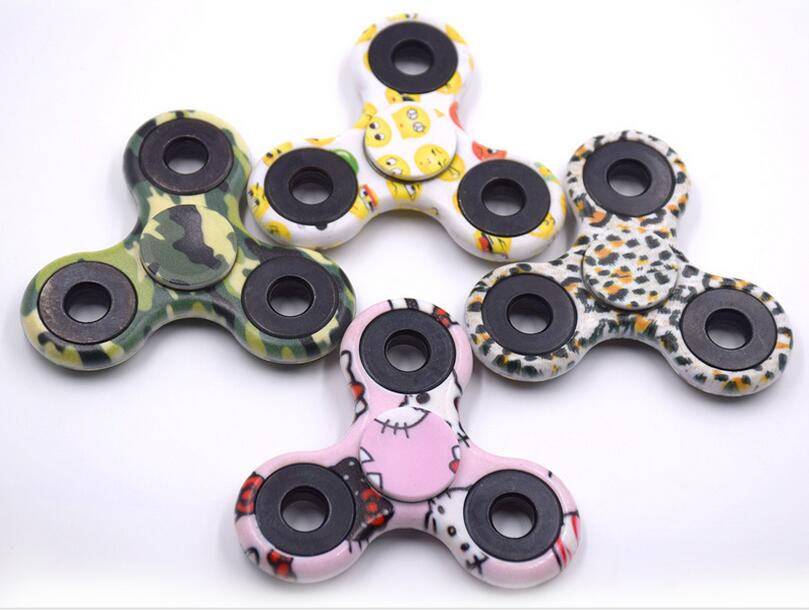 2017 hot selling Coloful Hand Fidget Spin Toy/Hand Spinner/Fidget Spinner