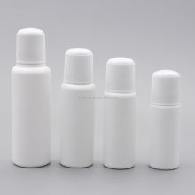 30ml 50ml 60ml 65ml and 100ml HDPE Plastic Rubber Sponge Applicator Bottle