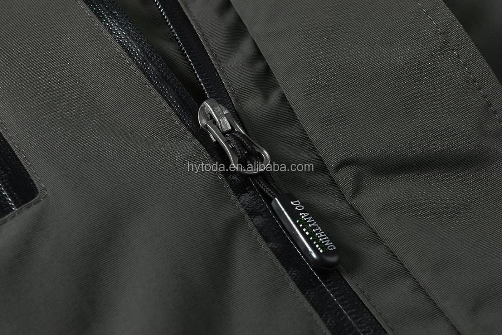 Men Army green function jacket