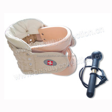 Hot Selling Cervical Collar Inflatable Cervical Neck Traction Belt / Improve Spine Alignment to Reduce Neck Pain BC-0920