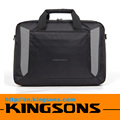 "15.6"" Waterproof Laptop Briefcase Bag Business Laptop Bag with Trolley Strap for Men"