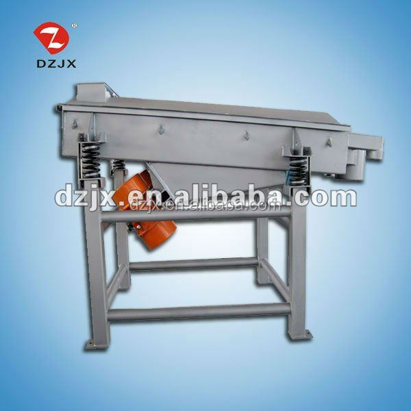 Mini linear vibrating screen from xinxiang dongzhen machinery