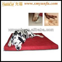 Solid Foam Pet Bed Memory dog bed