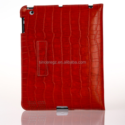 For IPAD - New arrived PU leather case 14SM-3465F(hot sale)
