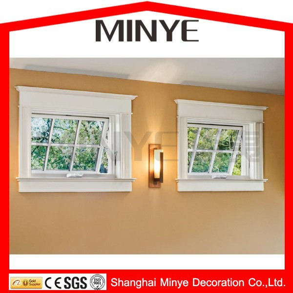 lead free vinyl window design American design awning window for sale