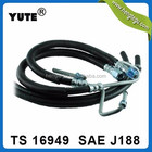 oem auto parts sae j188 3/8 inch high pressure power steering hose