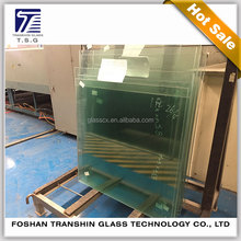 5mm building laminated glass