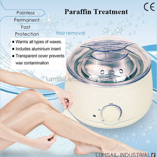 Paraffin wax heater machine