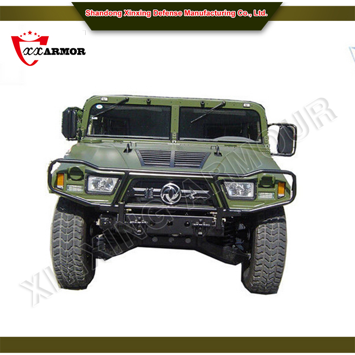 lighter weight bullet proof armoured vehicle / military vehicles for sale