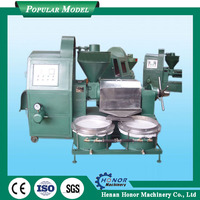 Hot Cold Press Automatic Mustard Oil Machine With Good Quality