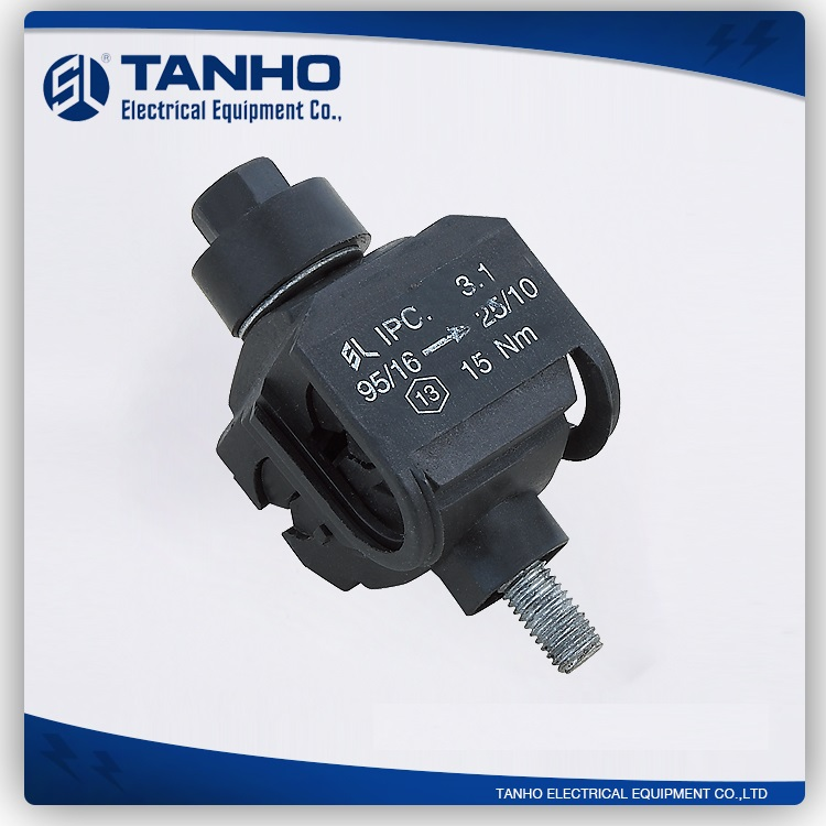 TANHO 6kv waterproof ABC Insulating Piercing Connector Standrd IPC Type