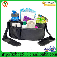 2016 Factory Wholesale Custom Insulated Baby Diaper Stroller Organizer