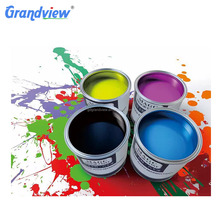 Various funtional outdoor advertisement primer liquide plastic spray acrylic resin car paint int