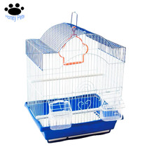 Honey Pet Good quality corner cheap stainless steel bird cages for sale